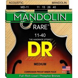 DR Rare Mandolin Strings 11-40
