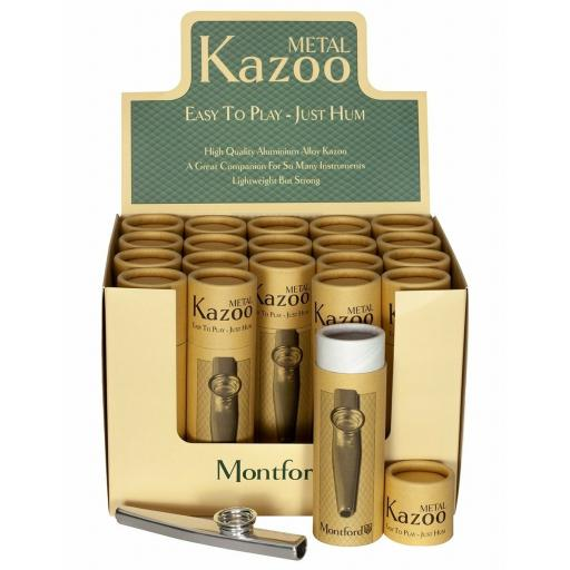 Montford Metal Kazoo