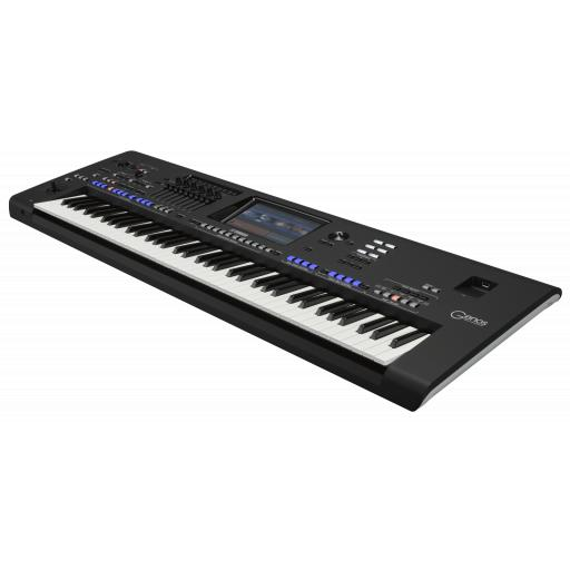 Yamaha Genos Keyboard Digital Workstation