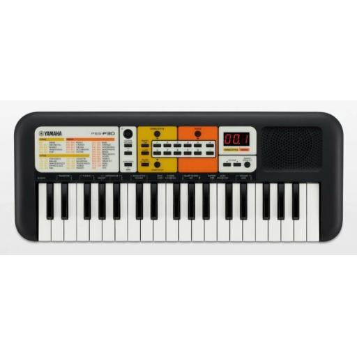 Yamaha PSS F30 Keyboard Mini Keys