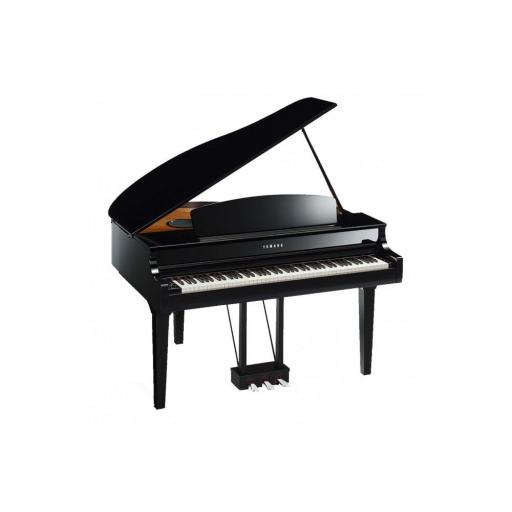 Yamaha CLP695GP Clavinova Digital Piano Display Model