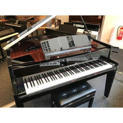 Yamaha N3 Avantgrand Digital Grand Piano (Pre Owned)