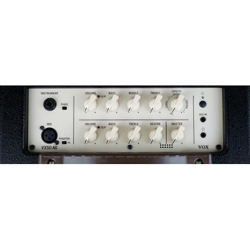 Vox AG50 Acoustic Guitar Amplifier