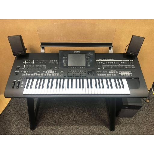 Pre-Owned Yamaha Tyros 4 Special Edition