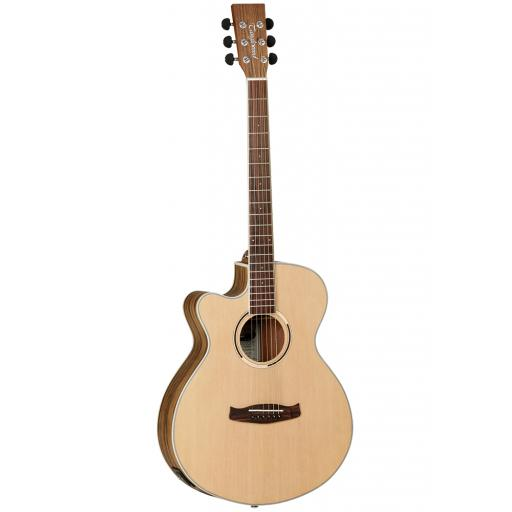 Left Handed Tanglewood DBT SFCE PW