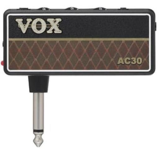 Vox amPlug 2 - AC30, Clean and Lead